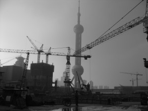 Shanghai: Under Construction