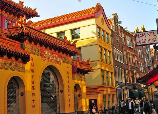 The Imagined Space of 'Chinatown'