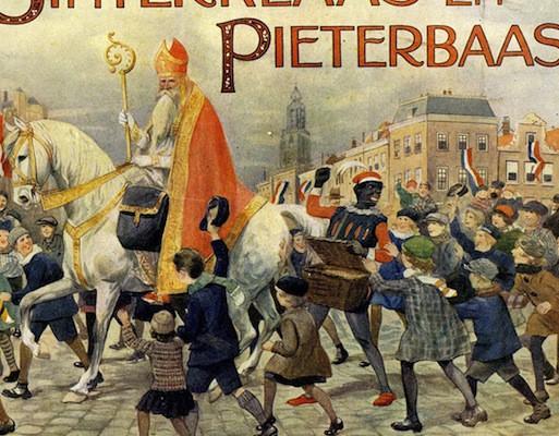 Sinterklaas & Zwarte Piet- Who Do We Think They Are?