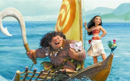 Sing Disney in Chinese: Moana 'How Far I'll Go' Lyrics in Mandarin