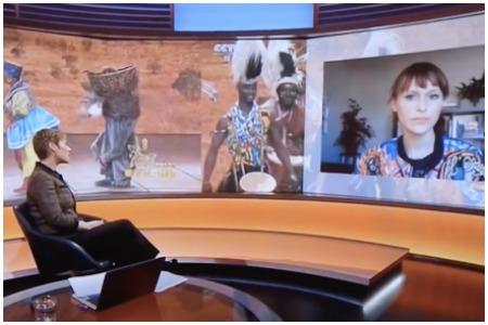 The CCTV Gala Black Face Controversy (BBC World News)