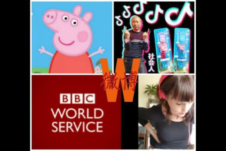 "Peppa Pig Banned from Douyin as Icon of Chinese Online ""Punks"" (BBC World Update)"