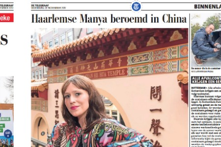 Interview – Digital and Social Trends in China (De Telegraaf)